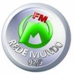 Logo da emissora Rede Mundo FM