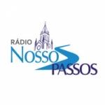 Logo da emissora Rádio Web Nossos Passos