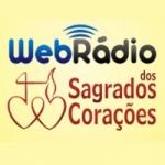 Logo da emissora Web R�dio dos Sagrados Cora��es