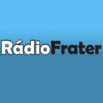 Logo da emissora Rádio Frater