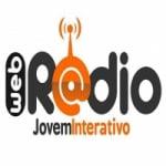 Logo da emissora Web Rádio Jovem interativo