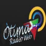 Logo da emissora Ótima Web Rádio