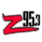 Logo da emissora WZNF 95.3 FM