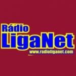 Logo da emissora R�dio Liganet