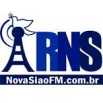 Logo da emissora R�dio Nova Si�o FM