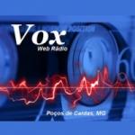 Logo da emissora Vox Web Rádio