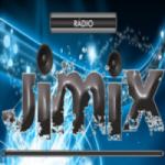 Logo da emissora Rádio Jimix