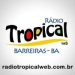 Logo da emissora R�dio Tropical Web