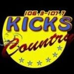 Logo da emissora WHKX 106.3 FM