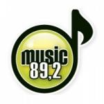 Logo da emissora Music 89.2 FM