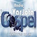 Logo da emissora Rádio Varjota Gospel