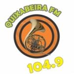 Logo da emissora Rádio Quixabeira 104.9 FM
