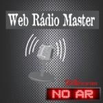 Logo da emissora Webr�dio Master