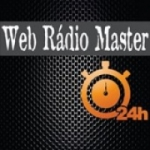 Logo da emissora Webrádio Master
