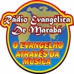 Logo da emissora Rádio Evangélica De Marabá