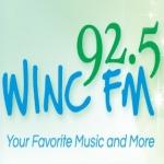 Logo da emissora WINC 92.5 FM