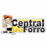 Logo da emissora Rádio Central do Forró