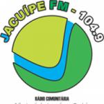 Logo da emissora R�dio Jacu�pe 104.9 FM