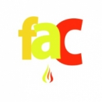 Logo da emissora Rádio Fac 87.9 FM