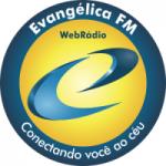 Logo da emissora Evangélica FM