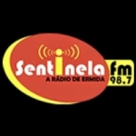 Logo da emissora Rádio Sentinela 98.7 FM