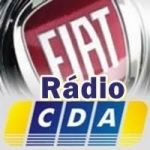Logo da emissora Rádio CDA