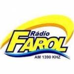 Logo da emissora R�dio Farol 1390 AM