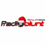 Logo da emissora Rádio Blunt