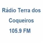 Logo da emissora R�dio Terra dos Coqueiros 105.9 FM