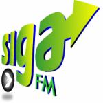 Logo da emissora Rádio Siga FM