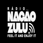 Logo da emissora Rádio Nação Zulu