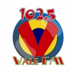 Logo da emissora R�dio Vale 102.5 FM