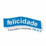 Logo da emissora Rádio Felicidade FM