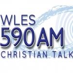 Logo da emissora WLES 580 AM