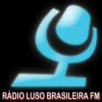 Logo da emissora Radio Luso Brasileira