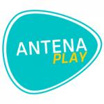 Logo da emissora Antena Play