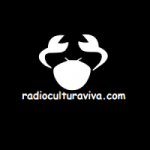 Logo da emissora Webrádio Cultura Viva