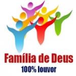 Logo da emissora Família de Deus