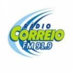 Logo da emissora Correio Delmiro 91.9