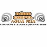 Logo da emissora Rádio Gospel Água Fria