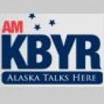 Logo da emissora KBYR 700 AM