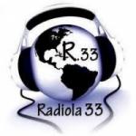 Logo da emissora Radiola33