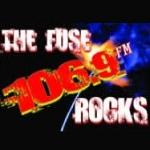 Logo da emissora KFSE 106.9 FM