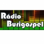 Logo da emissora Rádio Buri Gospel