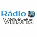 Logo da emissora Rádio Vitória Web