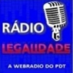 Logo da emissora Rádio Legalidade Porto Alegre