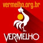 Logo da emissora Rádio Vermelho