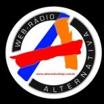 Logo da emissora Alternativa FM