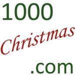 Logo da emissora 1000 Christmas