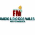 Logo da emissora Rádio Lírio dos Vales